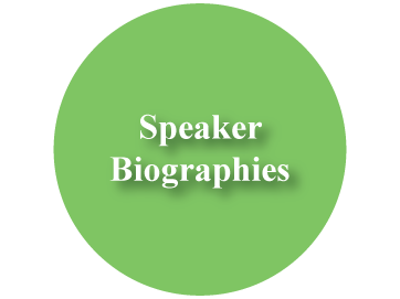 Speaker Biographies