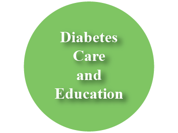diabetes care and education bucket